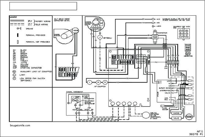 beckett afg oil burner wiring diagram  wiring diagram for