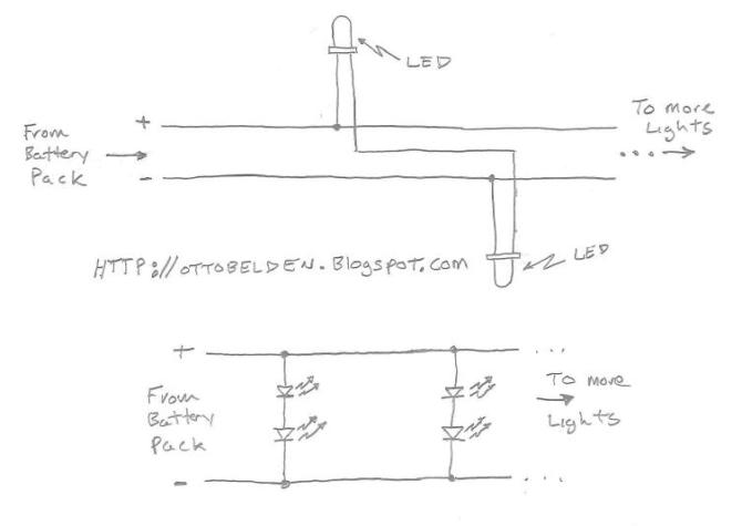 led christmas light wiring diagram  wiring a tachometer