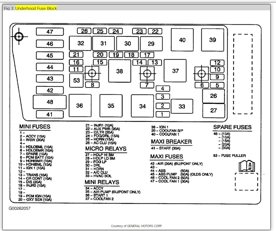 Buick Lesabre Window Wiring Diagram Dn Buick