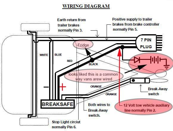 cd9057 12 volt battery wiring diagram breakaway wiring diagram