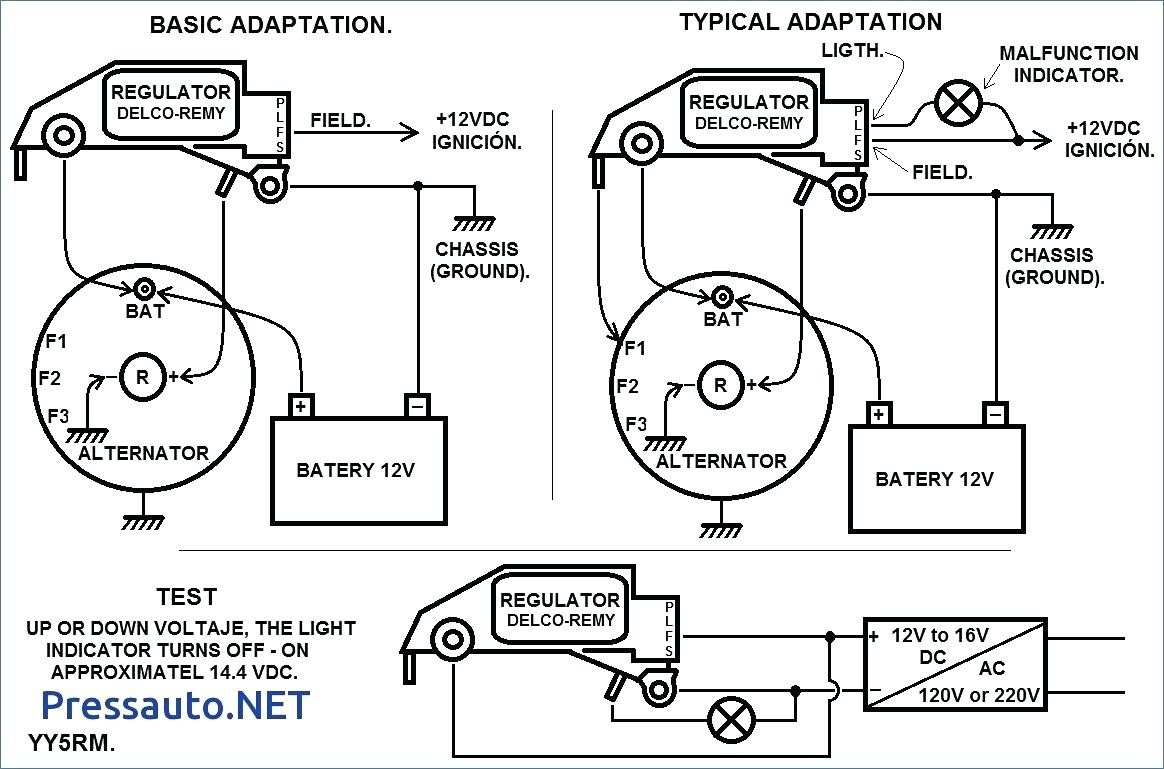 Se Gmc Alternator Wiring Diagram Free Diagram