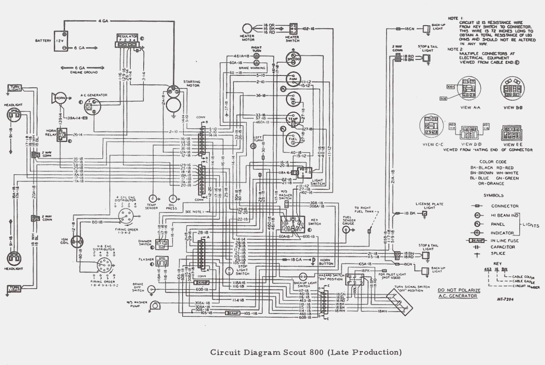 International Dt466 Wiring Diagram