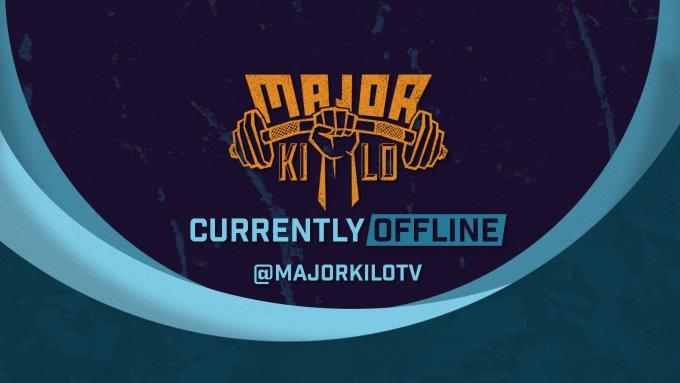 Twitch stream of MajorKilo