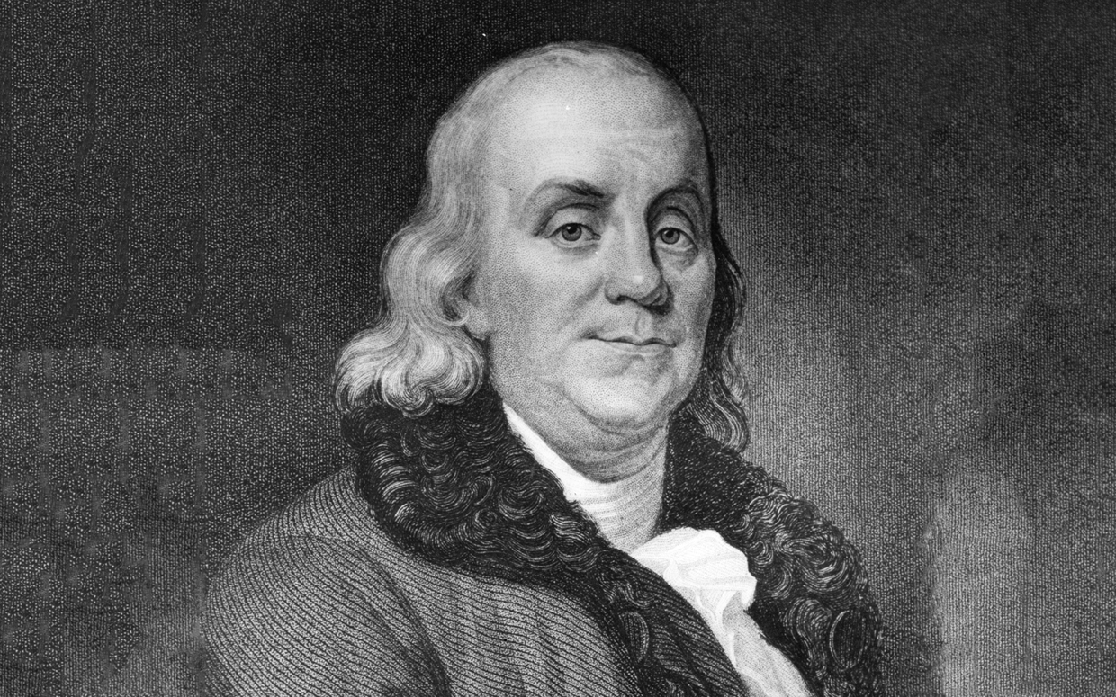 These Ben Franklin Inspired Productivity Hacks Will