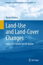 book cover of Land-cover and Land-use Changes Impact on Climate and Air Quality
