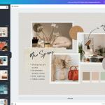 Free Online Mood Board Maker Design A Custom Mood Board Canva