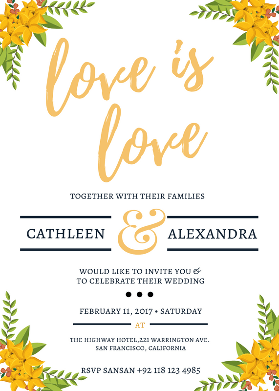 This popular design is ideal for stationery, photographs, greeting cards, small booklets, and much more. Wedding Invitation Size Guide Canva S Design Wiki