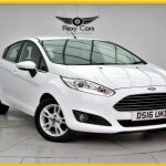 Used Ford Fiesta 1 6td Econetic 95ps Stage V Ii For Sale Cargurus