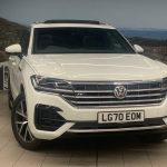 Used 2020 Volkswagen Touareg For Sale In London With Photos Cargurus