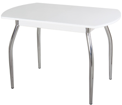 Кухонные обеденные столы из МДФ, ЛДСП, ЛДСП со стеклом ...