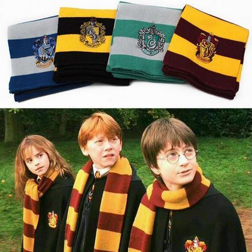 Шарф из фильма Гарри Поттер: купить шарфы с логотипом ...