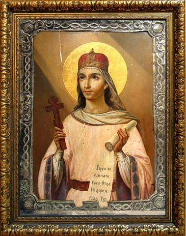 Купить икону Святая мученица Параскева Пятница Икона на