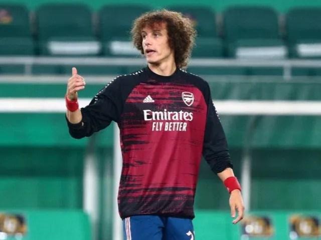 Luiz ready to return as Arteta plans further Arsenal rotation