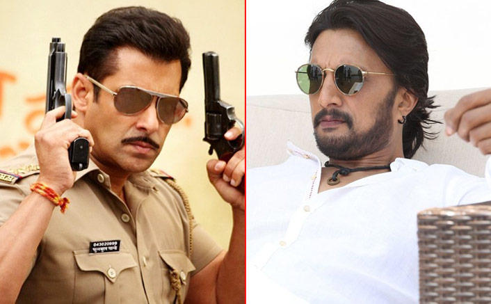Sudeep, Salman to fight bare-chested in 'Dabangg 3' climax