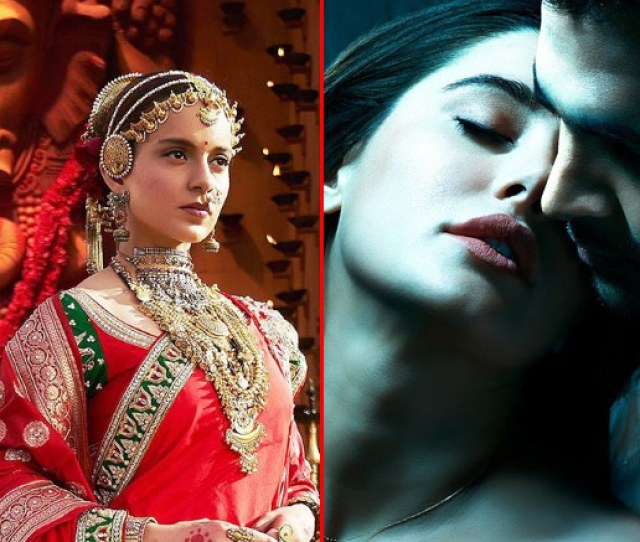 Box Office Collections Manikarnika Shows A Noticeable Drop Amavas Continues Its Poor Run