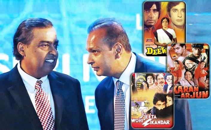 5 Bollywood Movies Which Revamped Brotherhood, Just Like Anil Ambani & Mukesh Ambani Did
