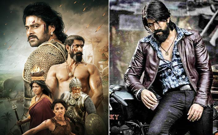 Baahubali, KGF - The Invasion, Domination & Begining Of A New Chapter of South Cinema In Bollywood Box Office!
