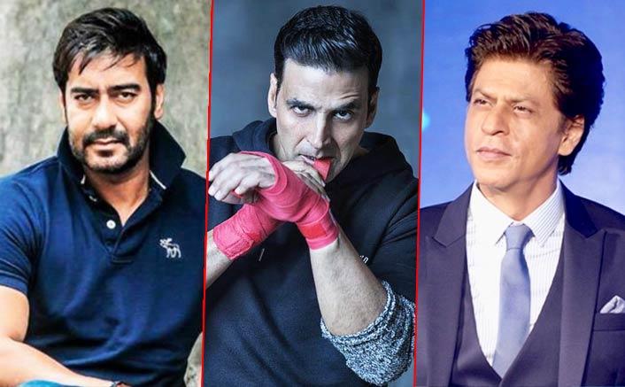 With Kesari's 100 Crores, Akshay Kumar To Replace Shah Rukh Khan & Ajay Devgn In Star Ranking!