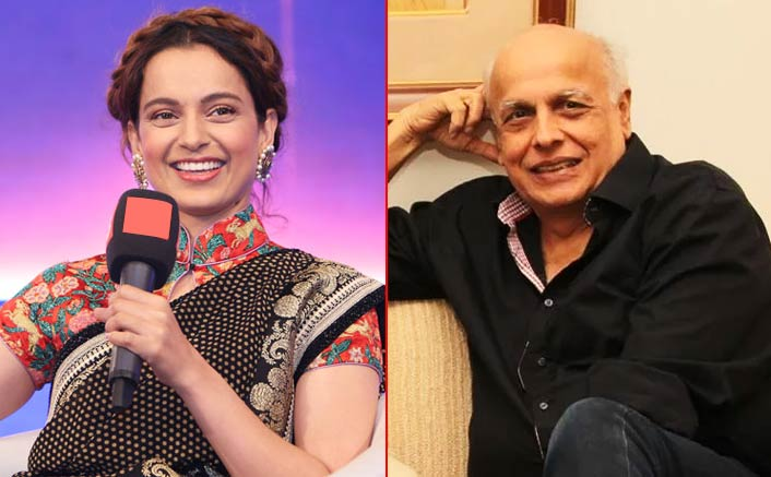 Kangana Ranaut Reacts To Mahesh Bhatt's Chappal Throwing Controversy, Says Let's Not Get Excited