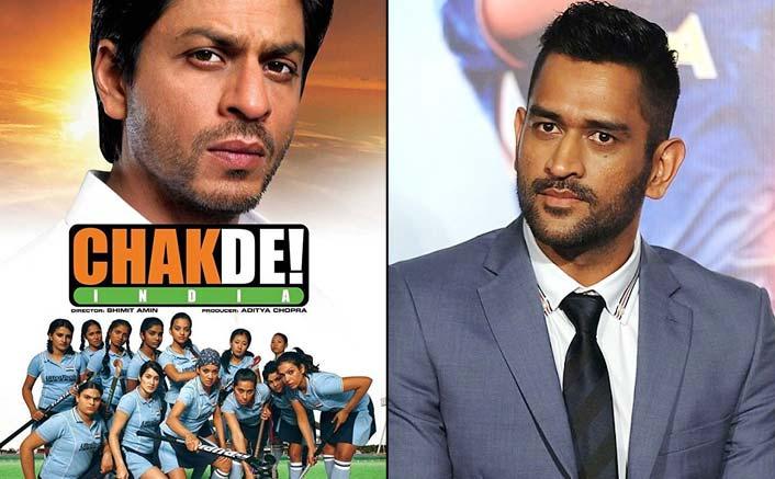 M.S. Dhoni - Chak De! India