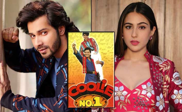 Varun Dhawan And Sara Ali Khan's Coolie No.1 To Be Announced In A Big Way. Here's All You Want To Know