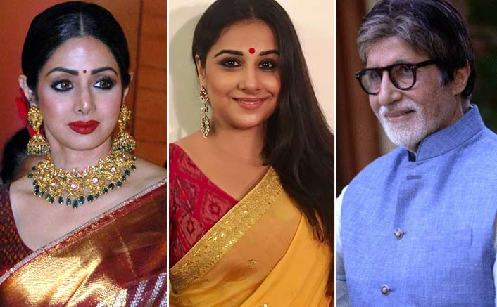 Vidya Balan would love to spy on Big B