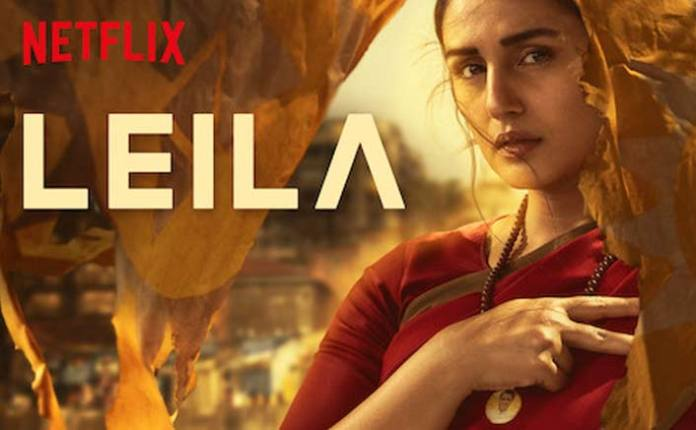 Leila Review: A Scary Dystopic Fiction Starring Huma Qureshi, On ...