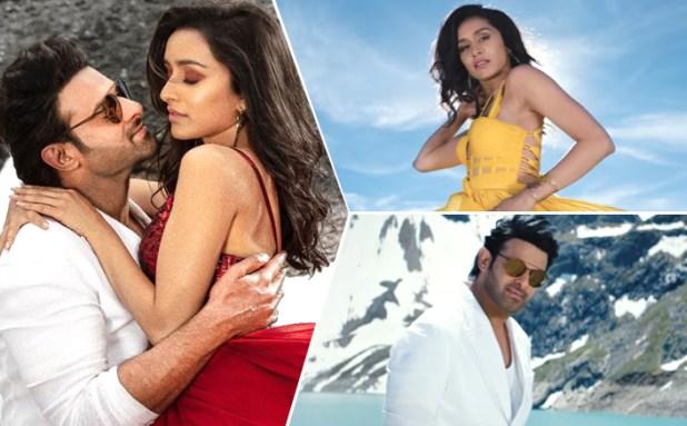 Prabhas & Shraddha Kapoor's 'Enni Soni' From Saaho Is All Things Fire & Ice!