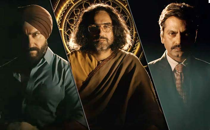 Sacred Games 2 Review: Let's Start With That 'Ending' First!