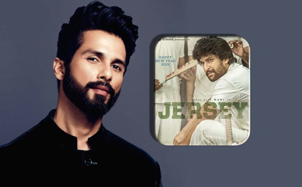 BREAKING: Shahid Kapoor Gives His Nod For Nanis Jersey Remake But With A Condition?