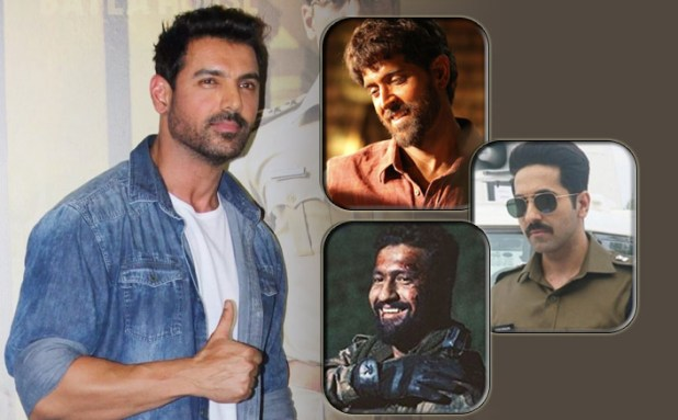 John Abraham: With films like Article 15, Super 30 and Uri: The Surgical Strike, we are telling good stories now