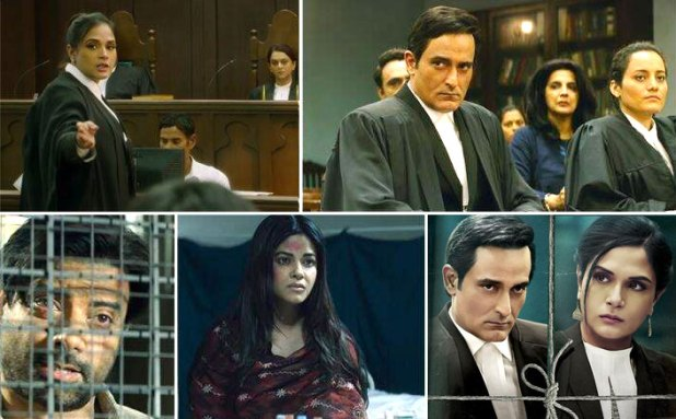 Section 375: Richa Chadha & Akshaye Khanna play strong-headed lawyers in this hard-hitting courtroom drama