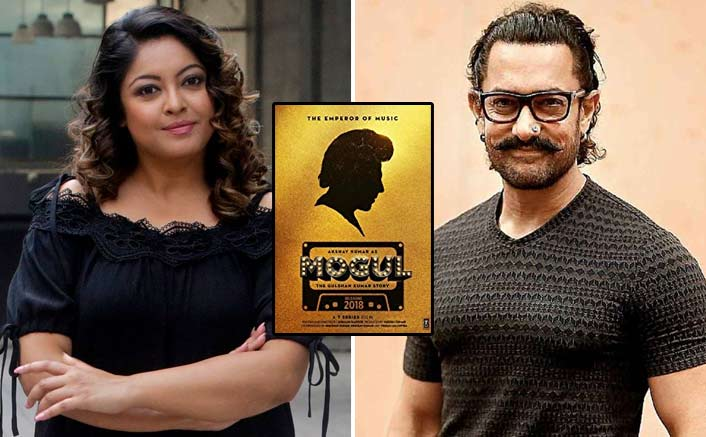 """Tanushree Dutta On Aamir Khan's Decision Of Re-Starring In Mogul: """"Why Only Creepy Men Get Compassion?"""""""