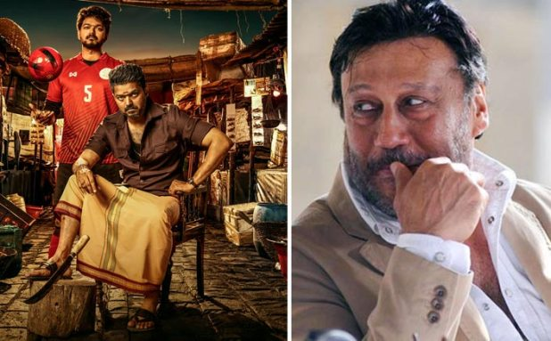 Jackie Shroff Is All Praise For His 'Bigil' Co-star Thalapathy Vijay