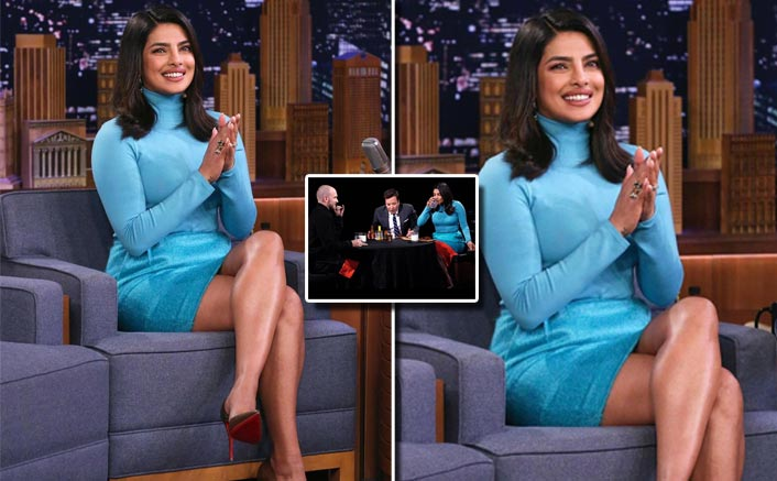 THIS Is What Priyanka Chopra Told Nick Jonas To Do For INDIANS! Check Out The Video