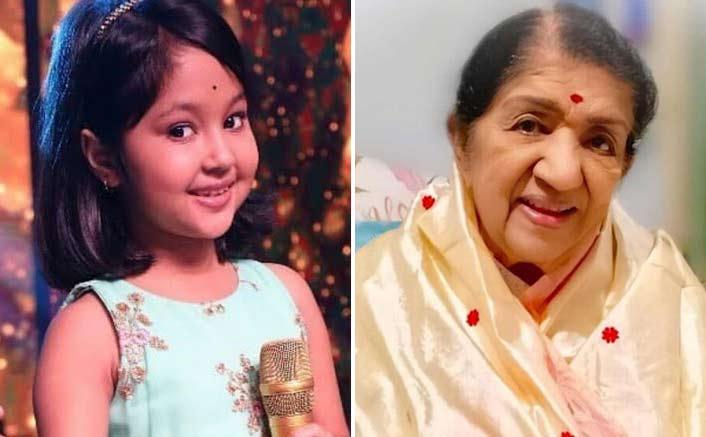 Want to touch Lataji's feet: 'Superstar Singer' winner Prity