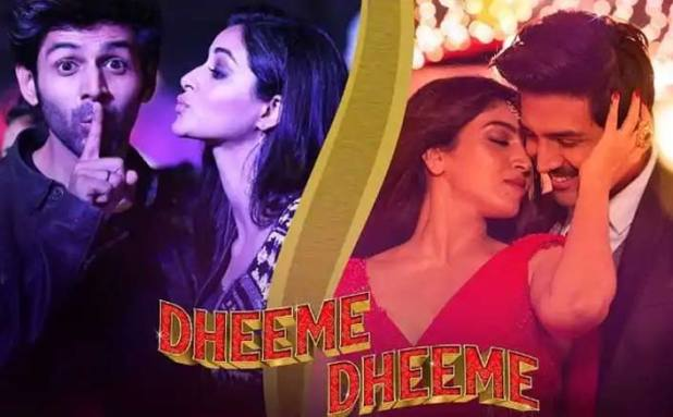 Kartik Aaryan Gets Yet Another Chartbuster With Dheeme Dheeme, Continues His Winning Streak Of Back To Back Dance Hits