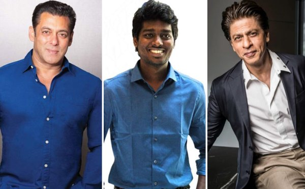 Shah Rukh Khan's Film With Atlee Might NOT Be Titled Sanki ...