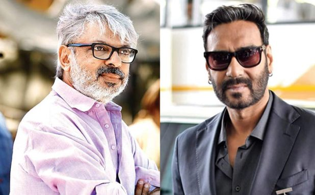 Ajay Devgn Opens Up On Reuniting With Sanjay Leela Bhansali & It's EXCITING!