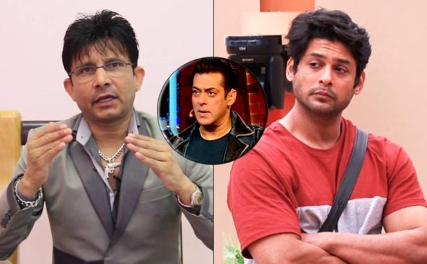 Bigg Boss 13: KRK Says Sidharth Shukla Is Fixed Finner Of This Season; The Channel Has Paid Salman Khan