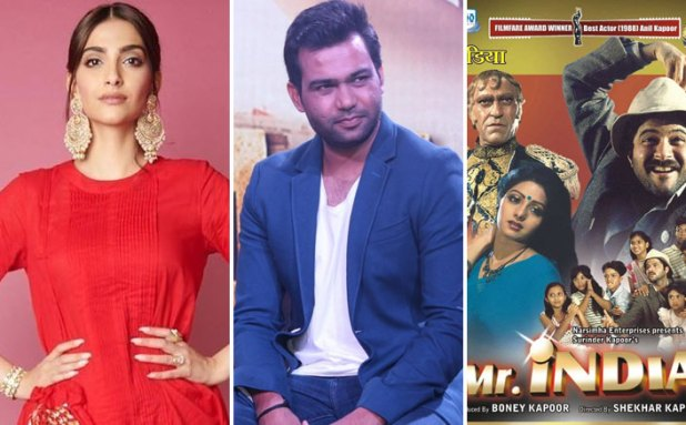 Mr. India 2: Post Shekhar Kapur, Now Sonam Kapoor SLAMS Ali Abbas Zafar & Makers For Not Consulting Either Anil Kapoor