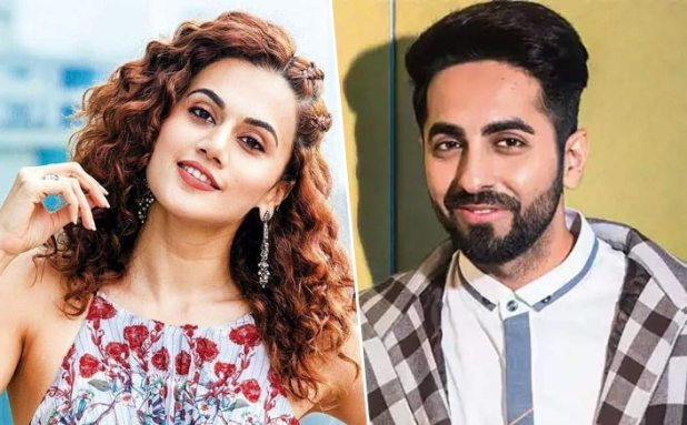 """Taapsee Pannu Continues Giving Befitting Replies, This Time Hits Back For Being Called """"Female Ayushmann Khurrana"""""""