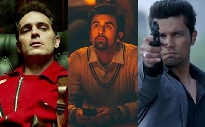 भारत में मनी हीस्ट - प्रोफेसर के रूप में शाहरुख खान, नैरोबी में प्रियंका चोपड़ा, रणबीर कपूर के रूप में ... अगर यह रीमेक बनता है, तो हम इन अभिनेताओं को इसमें देखना चाहते हैं! 12