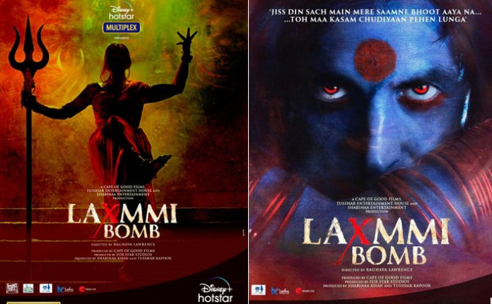 First Look REVEALED Of Laxmmi Bomb, Bhuj, Big Bull, Khuda Haafiz, Sadak 2, Dil Bechara & Lootcase