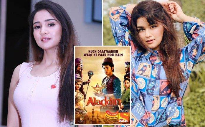 Ashi Singh On Replacing Avneet Kaur In Aladdin: Naam Toh Suna Hoga