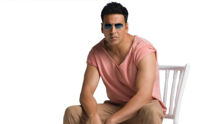 "Akshay Kumar Once Said, ""Every Man Is A Tharki"""