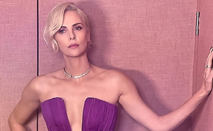 Charlize Theron REVEALS She Wanted To Adopt Kids Since She Was 8