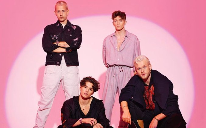 The Vamps Composed 'Married In Vegas' After Having 'Few Beers' REVEALS Brad Simpson