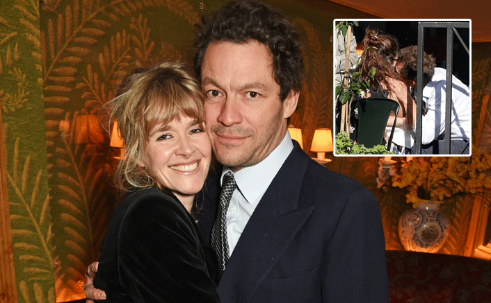 """(HD APPROVED) Dominic West & Wife Catherine FitzGerald Say, """"Our Marriage Is Strong"""" Amid His Rumoured Affair With Lily James(Pic credit: Instagram/bizzynews, Getty Images)"""