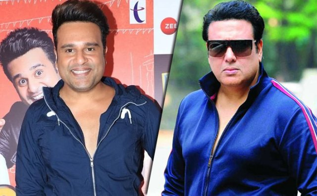 Govinda Reacts To Krushna Abhishek's Latest Statements In The Media